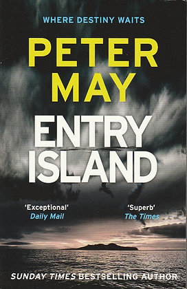 Entry Island, Peter May, 9781786488763