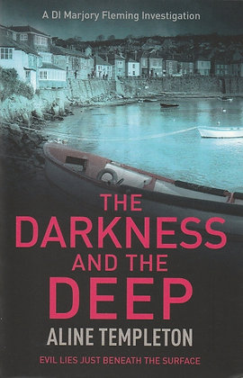 The Darkness and the Deep, Aline Templeton, 9780340838570