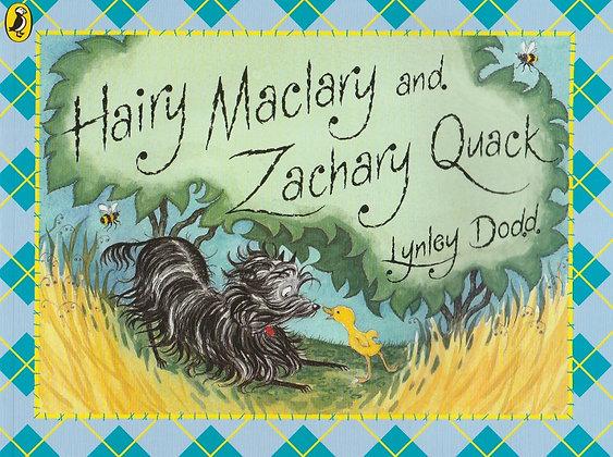 Hairy Maclary and Zachary Quack, Lynley Dodd, 9780141335162