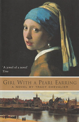 Girl with a Pearl Earring, Tracy Chevalier, 9780006513209