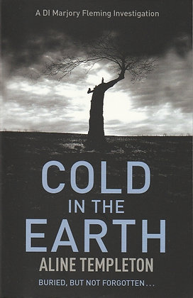 Cold in the Earth, Aline Templeton, 9780340838556