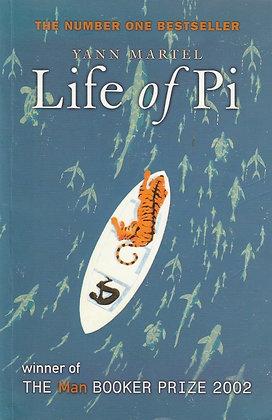 Life of Pi, Yann Martel, 9781841953922
