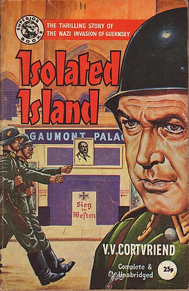 Isolated Island, V V Cortvriend, Streamline / Superior Books edition