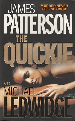 The Quickie, James Patterson and Michael Ledwidge, 9780755335725