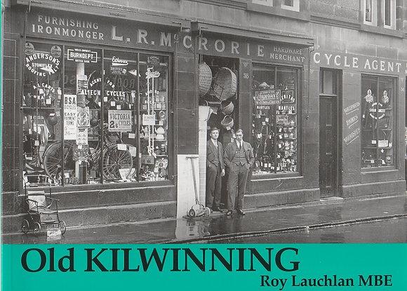 Old Kilwinning, Roy Lauchlan, 9781840330410