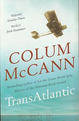 TransAtlantic, Colum McCann, 9781408841280