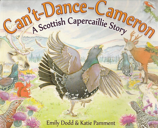 Can't-Dance-Cameron, Emily Dodd, 9781782500957