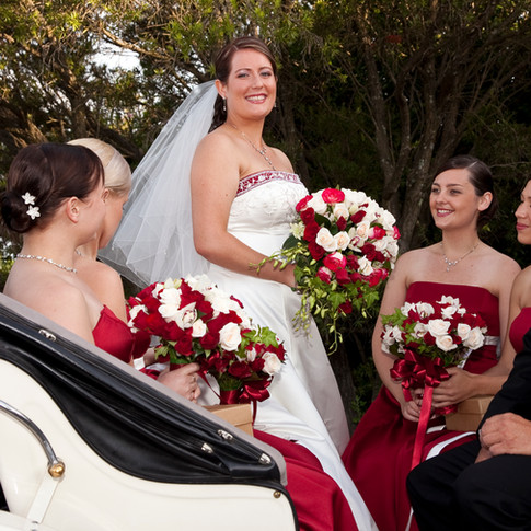 Carriage Ride to the Ball - by Perfect Memories