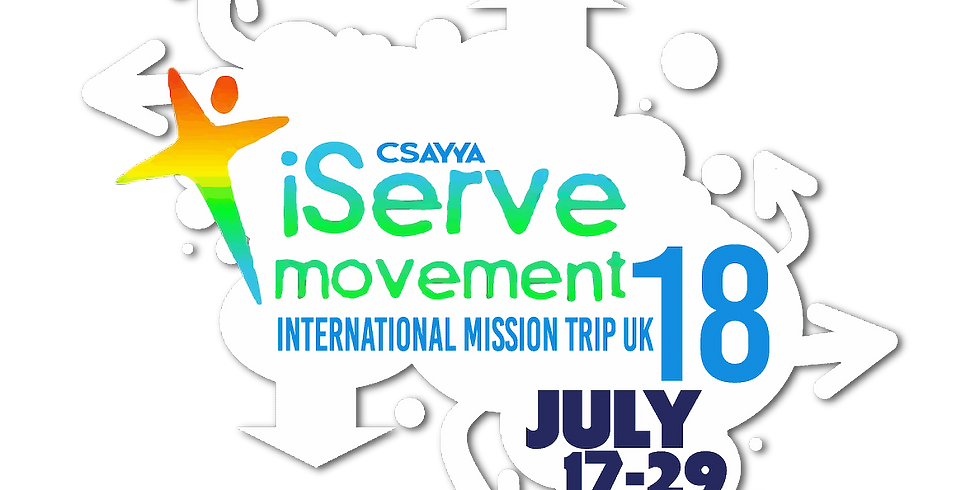 CSAYYA iServe Mission Trip UK 18