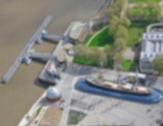 Commercial Development | Greenwich promenade