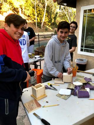 Woodworking - Tzedakkah Boxes