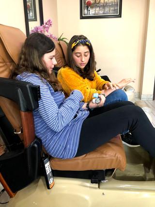 Plaster Purim Session