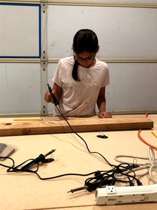 Woodworking - Shana Tova