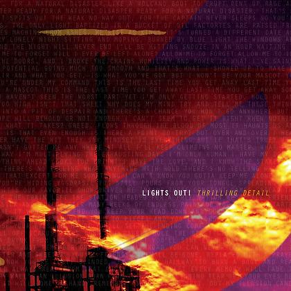 Thrilling Detail (CD)