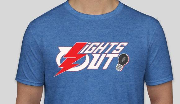 Vintage Lights Out! T-Shirt