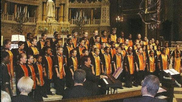 Cantare Childrens Choir - Gospel