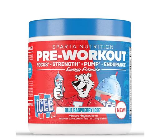 Sparta Nutrition Pre Workout