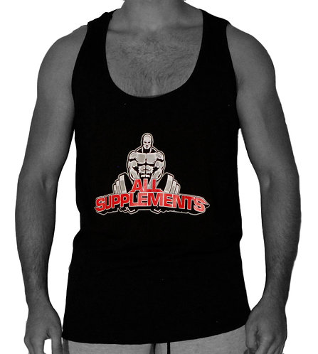All Supplements Mens Training Singlet