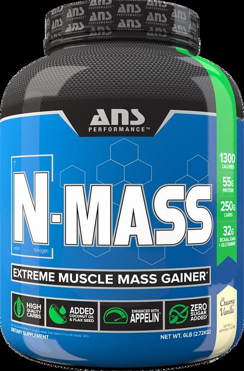N MASS (Uni sex lean gainer)
