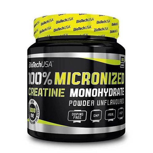100% Micronized Creatine