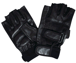 Bronx Leather Gloves