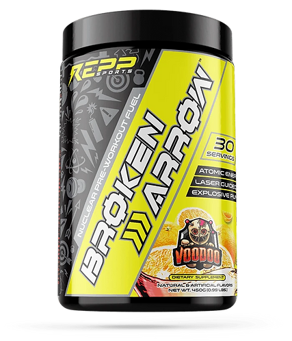 Broken Arrow (USA Imported Pre Workout)