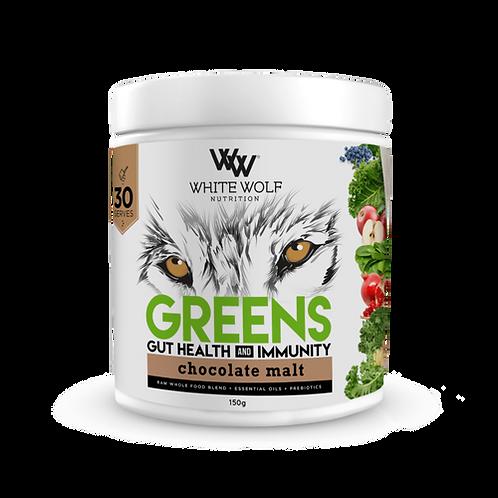 Greens Gut Health