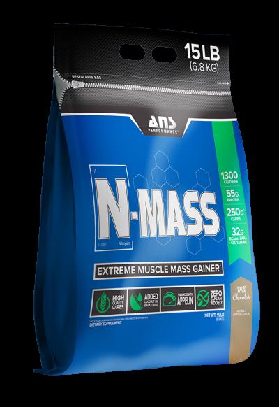 N MASS 15LB