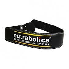 Nutrabolics HD Leather Belt