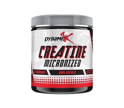 Creatine Micronized 60 serve