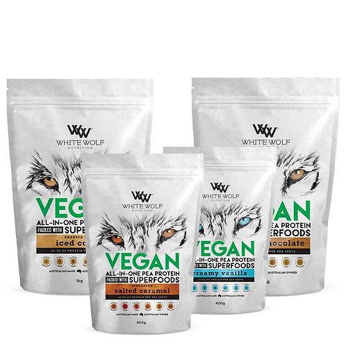 Vegan Protein Superfood Blend