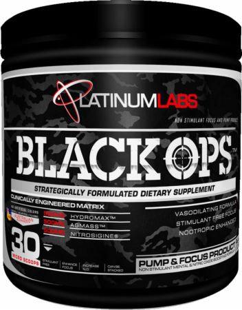 Black Op's