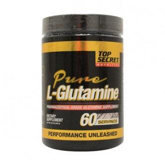 Top Secret Pure L-Glutamine