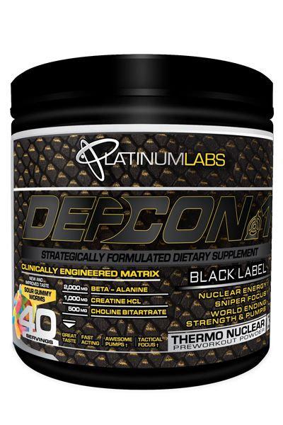 Defcon1 Black Label