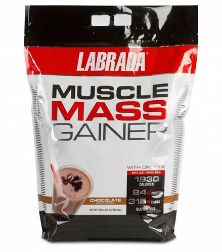 Muscle Mass Gainer 5.44kg