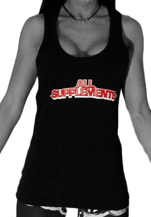 All Supplements Ladies Training Singlet