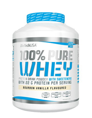 100% Pure Whey 2.2kg