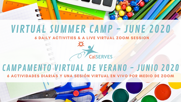 Calserves  virtual summer camp 2020 (1).