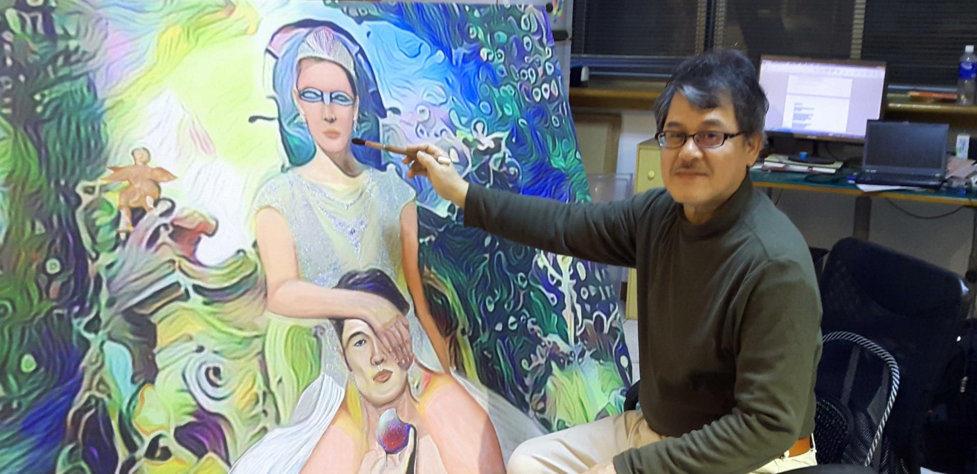 楊雲浩在畫室1.jpg