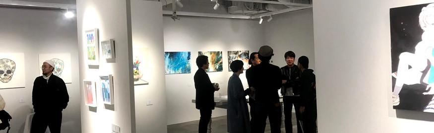 Artzdeal exhibition view