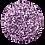 Thumbnail: Tala Pigments Glitter Purple Orchid 2ml
