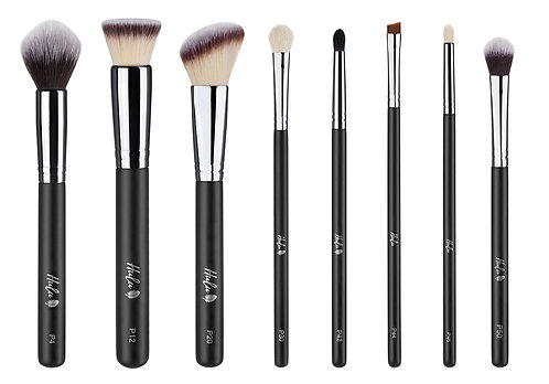 Hulu Eyeshadow / Face Brush Set EF2