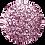 Thumbnail: Tala Pigments Glitter Fairytale Pink 2ml