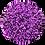 Thumbnail: Tala Pigments Glitter Purple Fusion 2ml