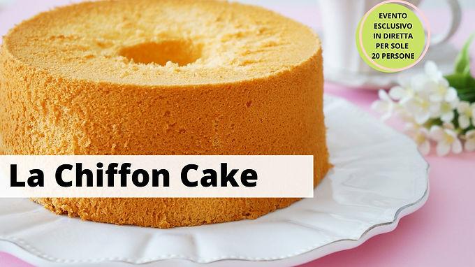 La Chiffon Cake