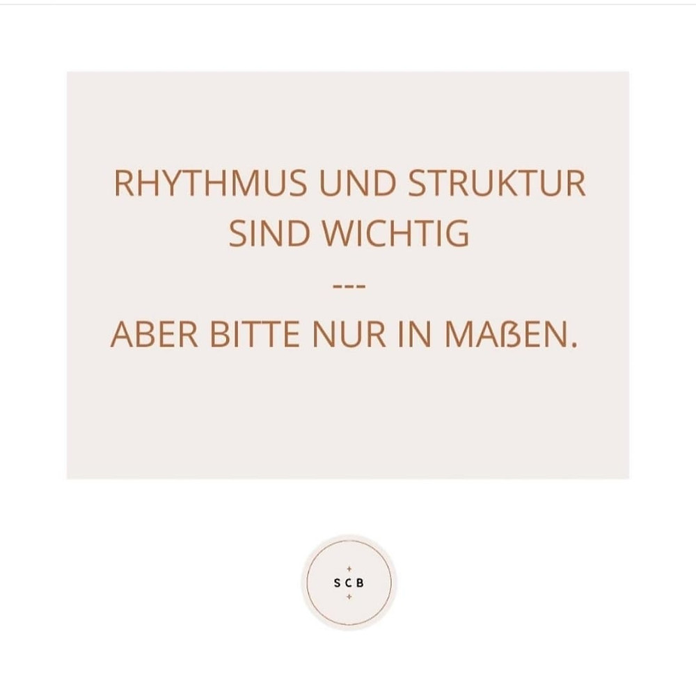 SLEEP CALM Baby Schlafberatung Tina Bernert   Berlin und Umgebung   Rhythmus und Struktur beim Babyschlaf