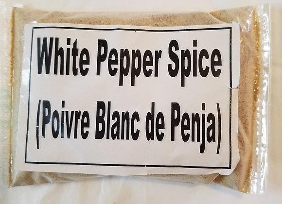 White Pepper