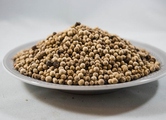 Organic White Pepper Gain (Poivre blanc de penja)