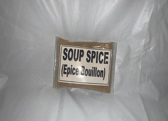 Soup Spice (Epice Bouillon)
