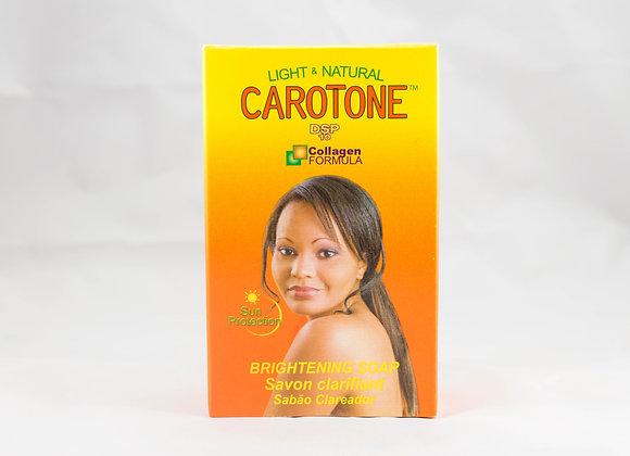 Light & Natural Carotone Brightening Soap - Skin Lightening Treatment
